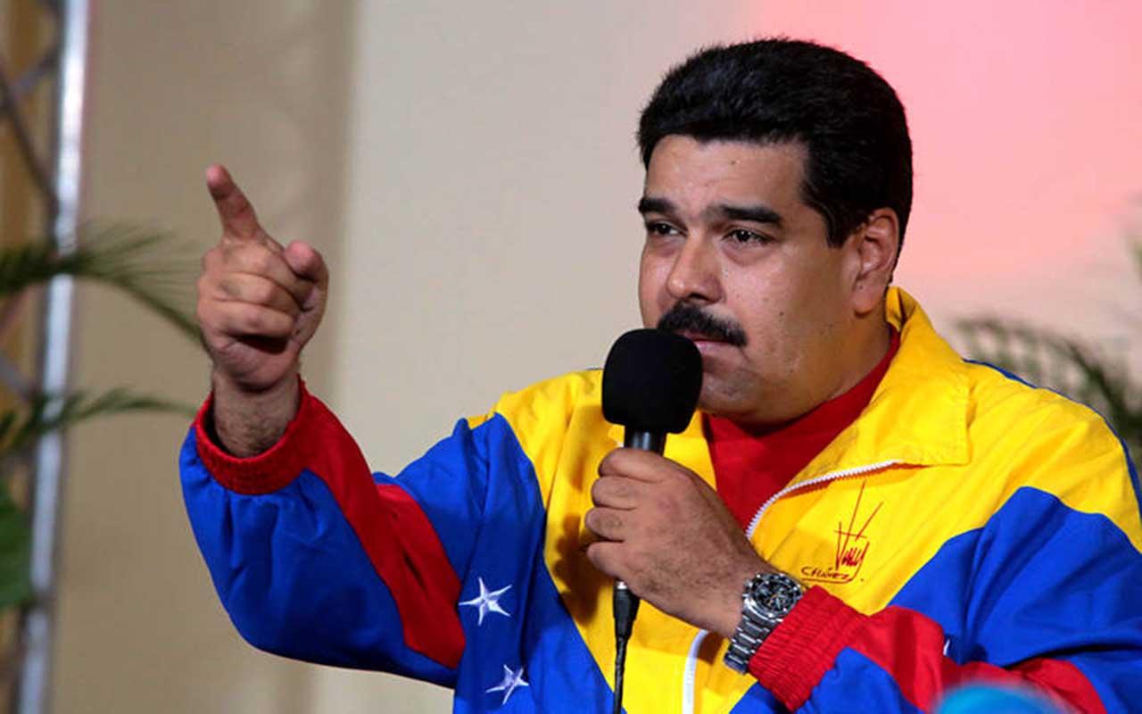 Venezuela acusa a la Unión Europea de vergonzosa subordinación ante EEUU