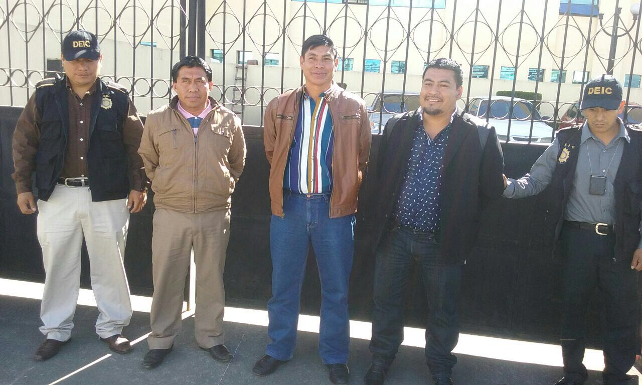 Concejales de San Miguel Sigüilá
