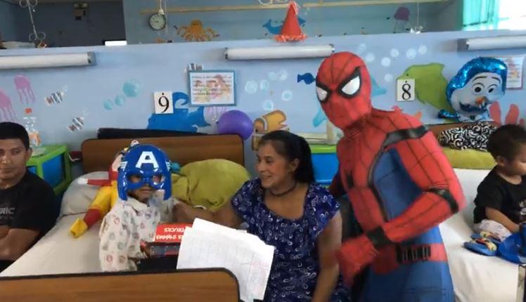 Pediatría del Hospital General EU Emisoras Unidas Guatemala