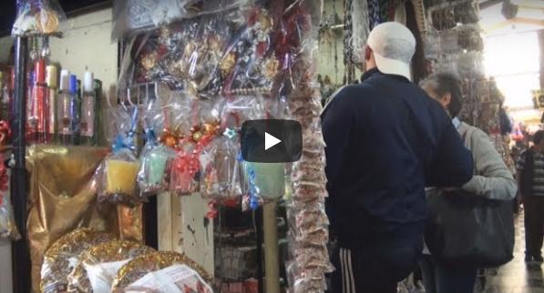 Santeros y brujos mexicanos servicios para año nuevo