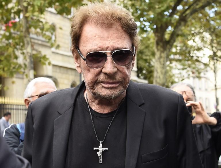Fallece el cantante francés Johnny Hallyday,, Emisoras Unidas, Guatemala EU