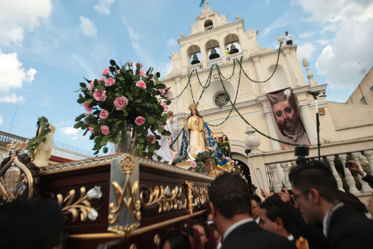 Virgen Inmaculada de Concepción Emisoras Unidas EU Guatemala