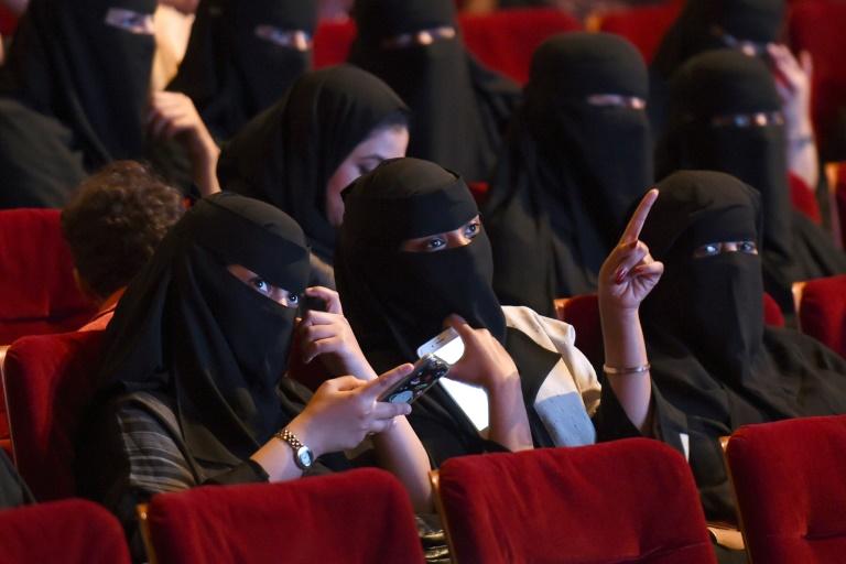 Levantan prohibición de cines Arabia Saudí