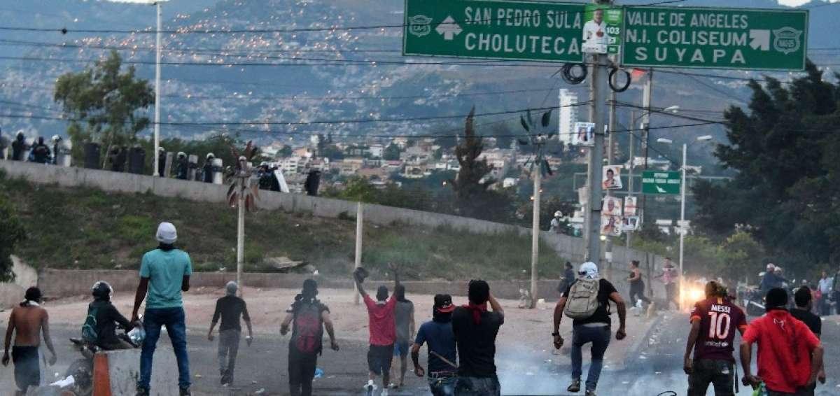Toque de queda elecciones Honduras