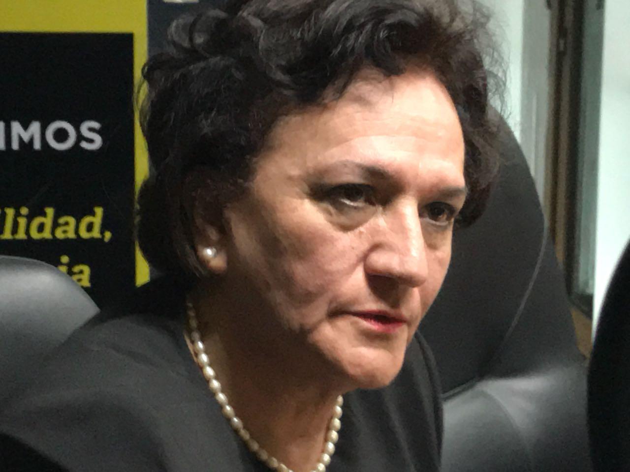 Anabella Morfín sobre caso TCQ