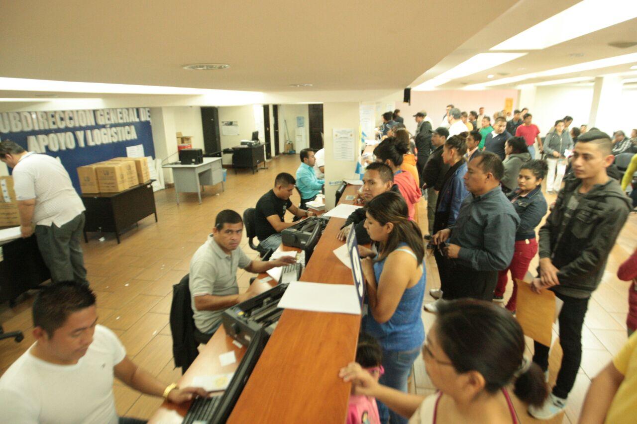 Antecedentes policiacos y penales Emisoras Unidas EU Guatemala
