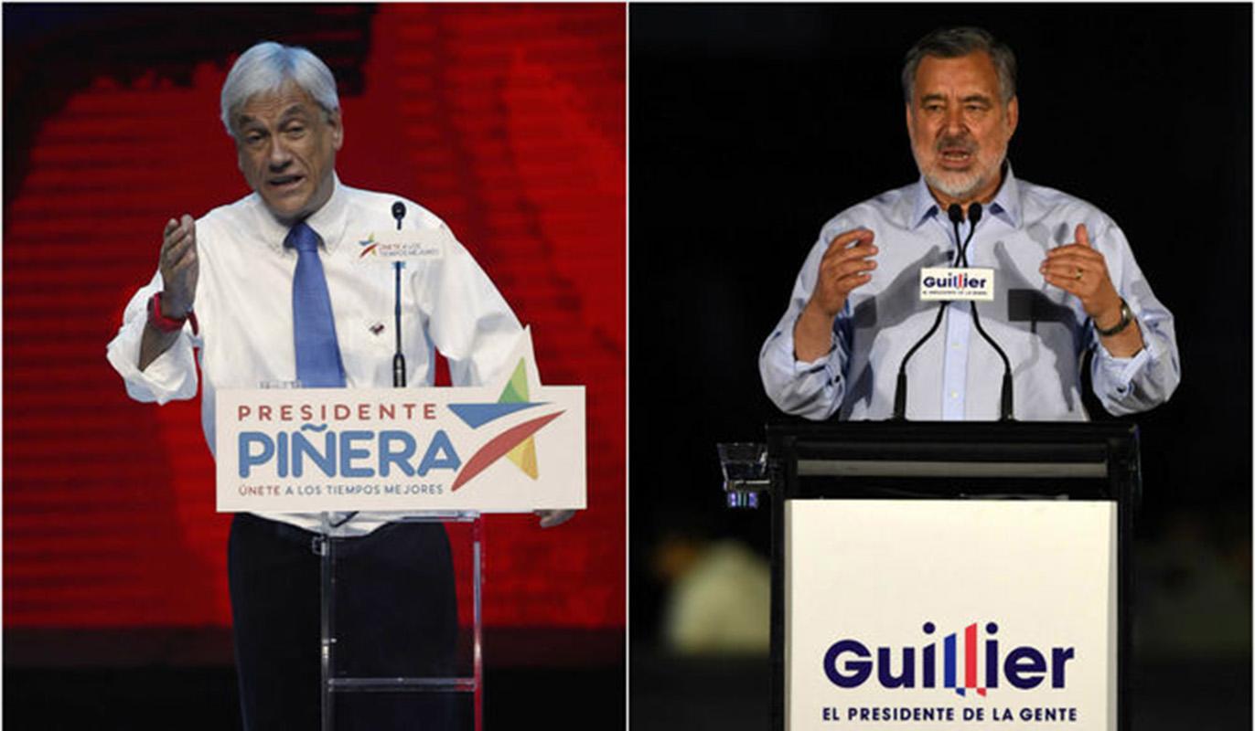 Balotaje de infarto entre la izquierda y la derecha en Chile