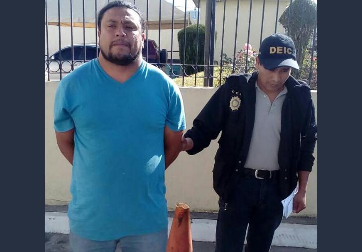 Capturan a dos supuestos violadores en Quetzaltenango