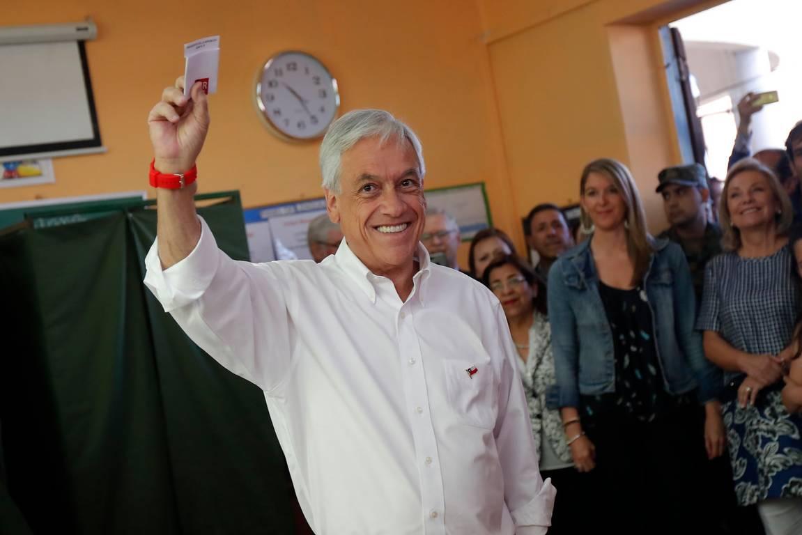 Sebastián Piñera Chile Emisoras Unidas EU Guatemala
