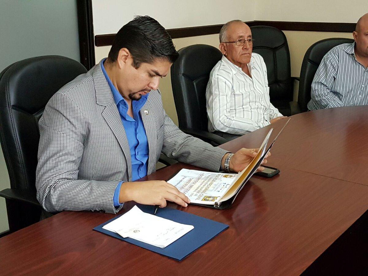 Diputado Oscar Quintanilla EU Emisoras Unidas Guatemala