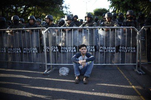 Honduras crisis económica