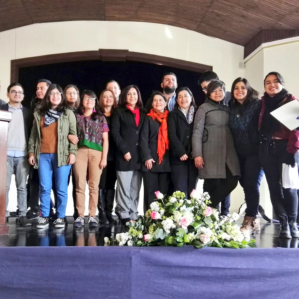 Orden Juan José Gerardi Emisoras Unidas EU Guatemala