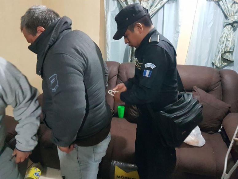 Saqueadores capturados en Villa Nueva Emisoras Unidas EU Guatemala