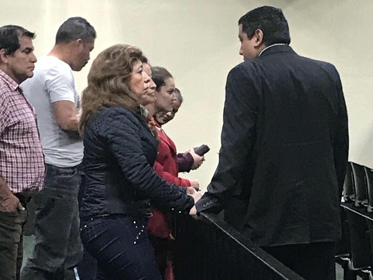 Anabella de León Emisoras Unidas EU Guatemala