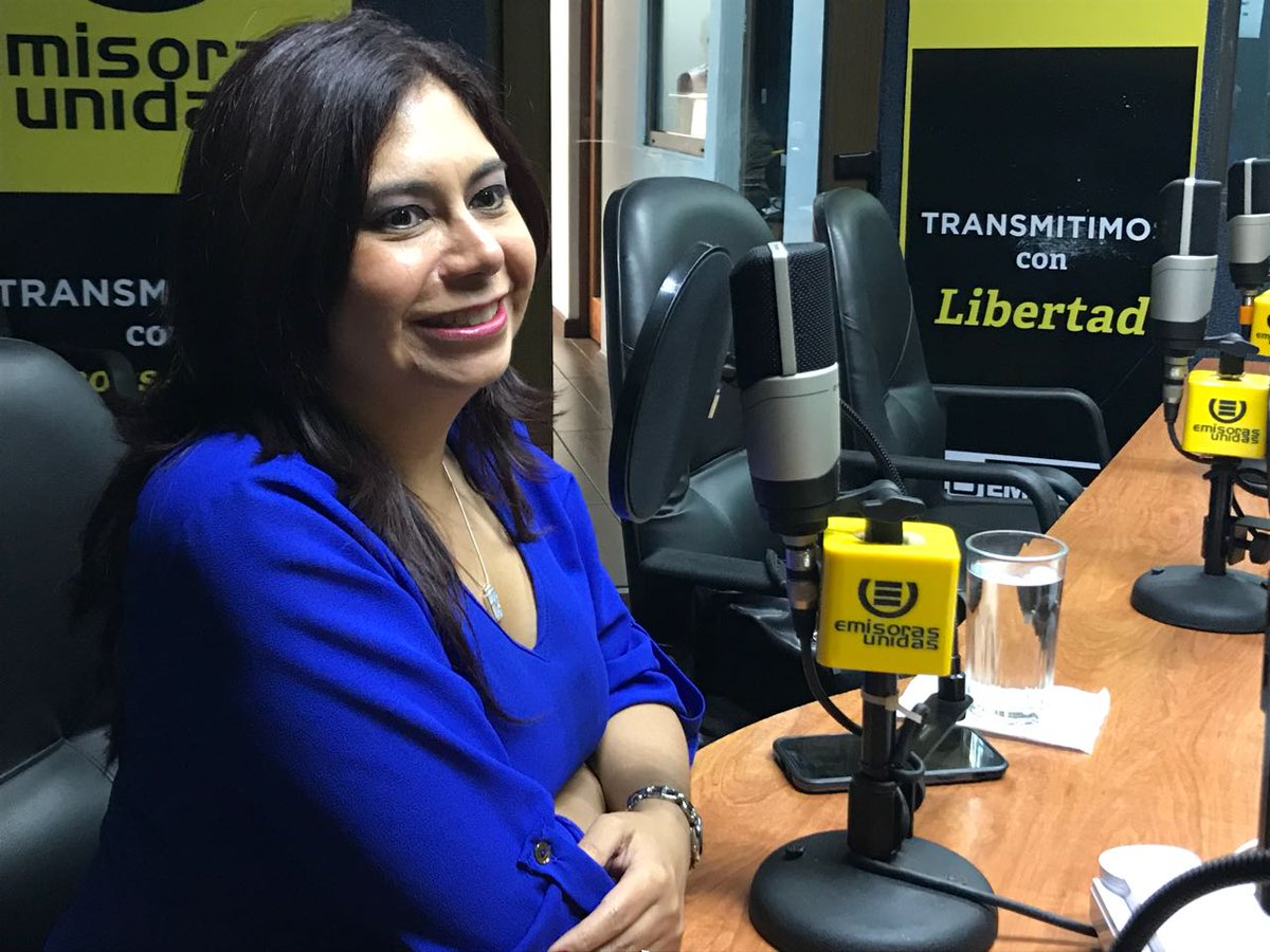 Yosahandi Alcalá depresión Emisoras Unidas EU Guatemala