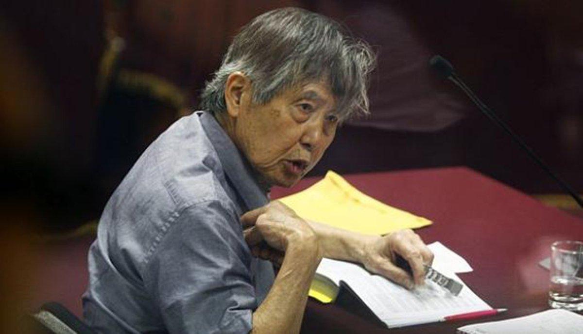 Encuesta aprobación indulto a Fujimori