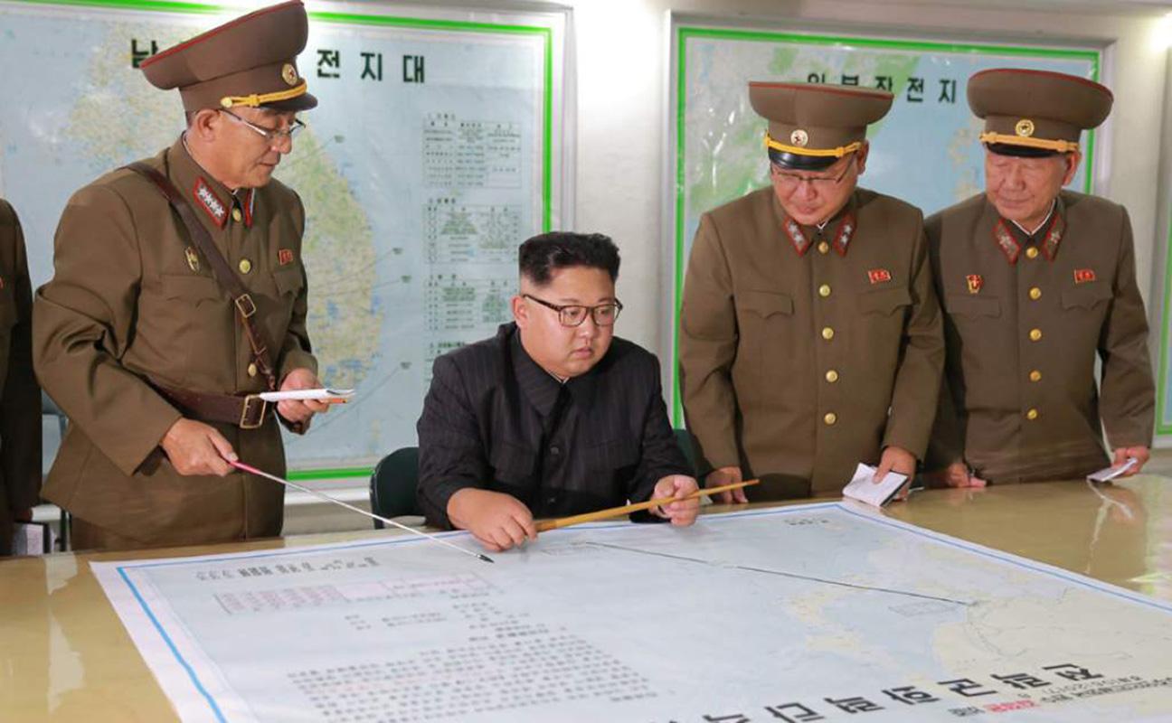 El año en que Corea del Norte atizó el temor de una guerra atómica