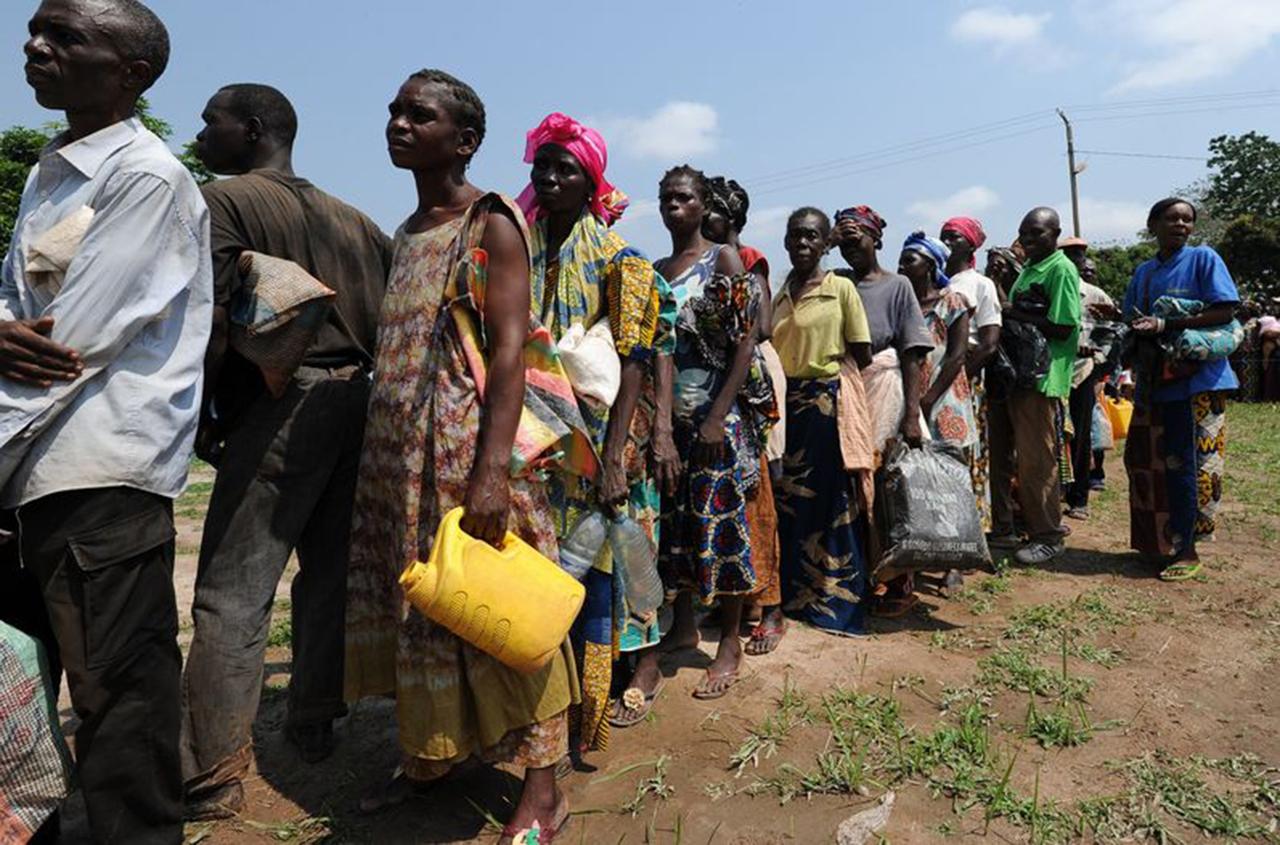 """El norte de República Centroafricana se siente """"abandonado"""""""