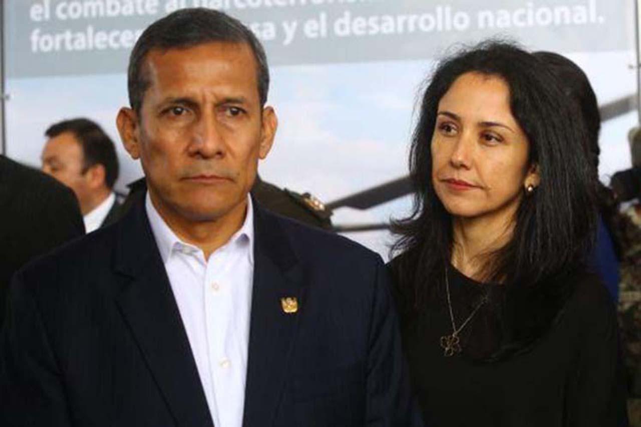 Expresidente peruano Humala y su esposa, en prisión, pasarán Navidad con sus hijos