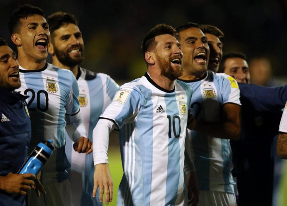 Messi augura renovación total si a Argentina le va mal en Rusia-2018
