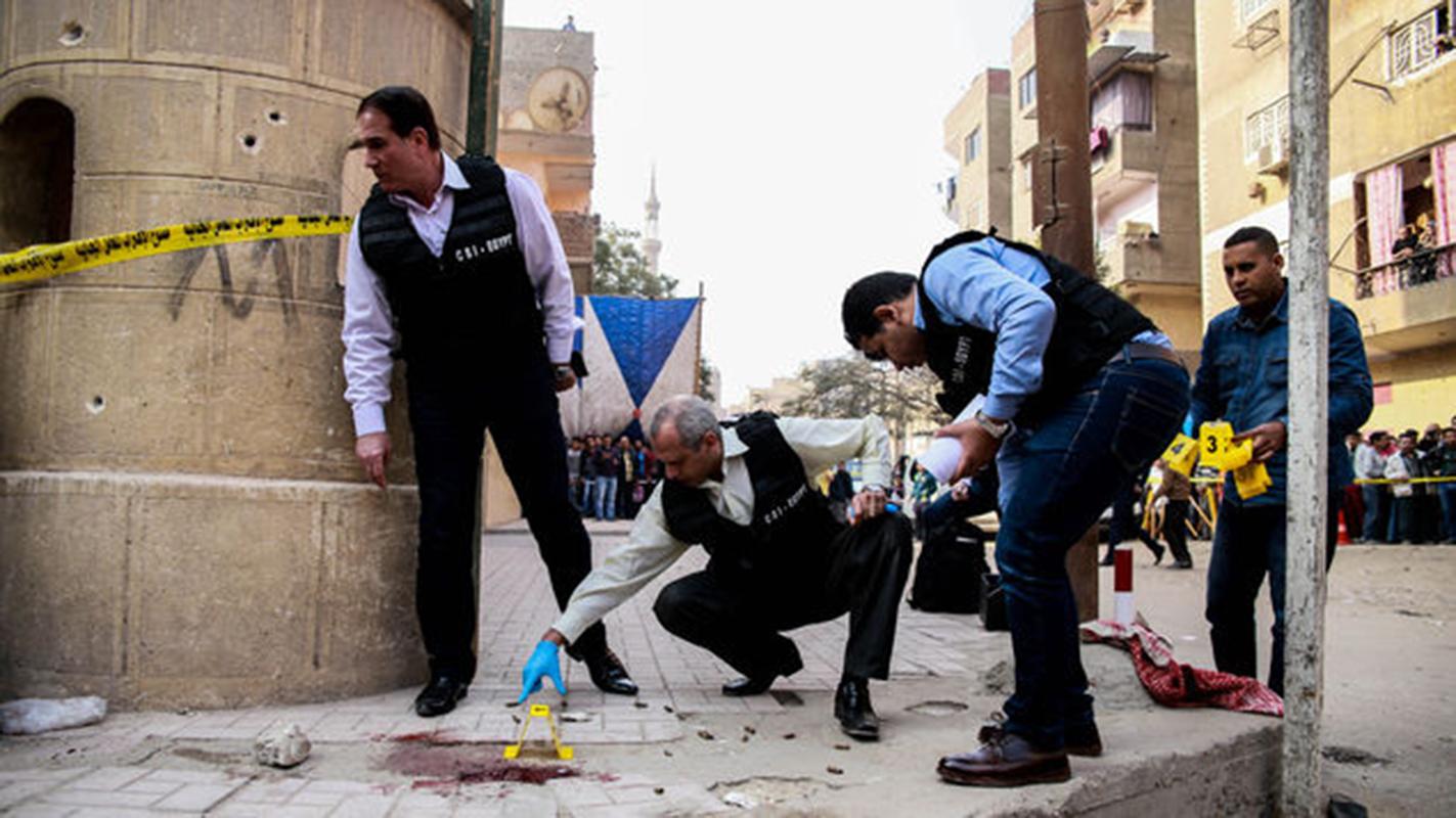 Varios muertos en un ataque contra una iglesia en Egipto