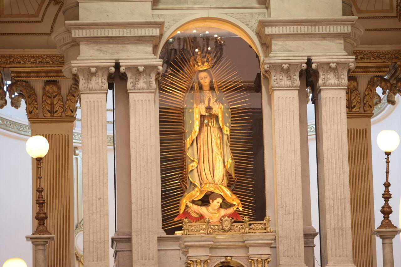 Virgen de Guadalupe Emisoras Unidas EU Guatemala