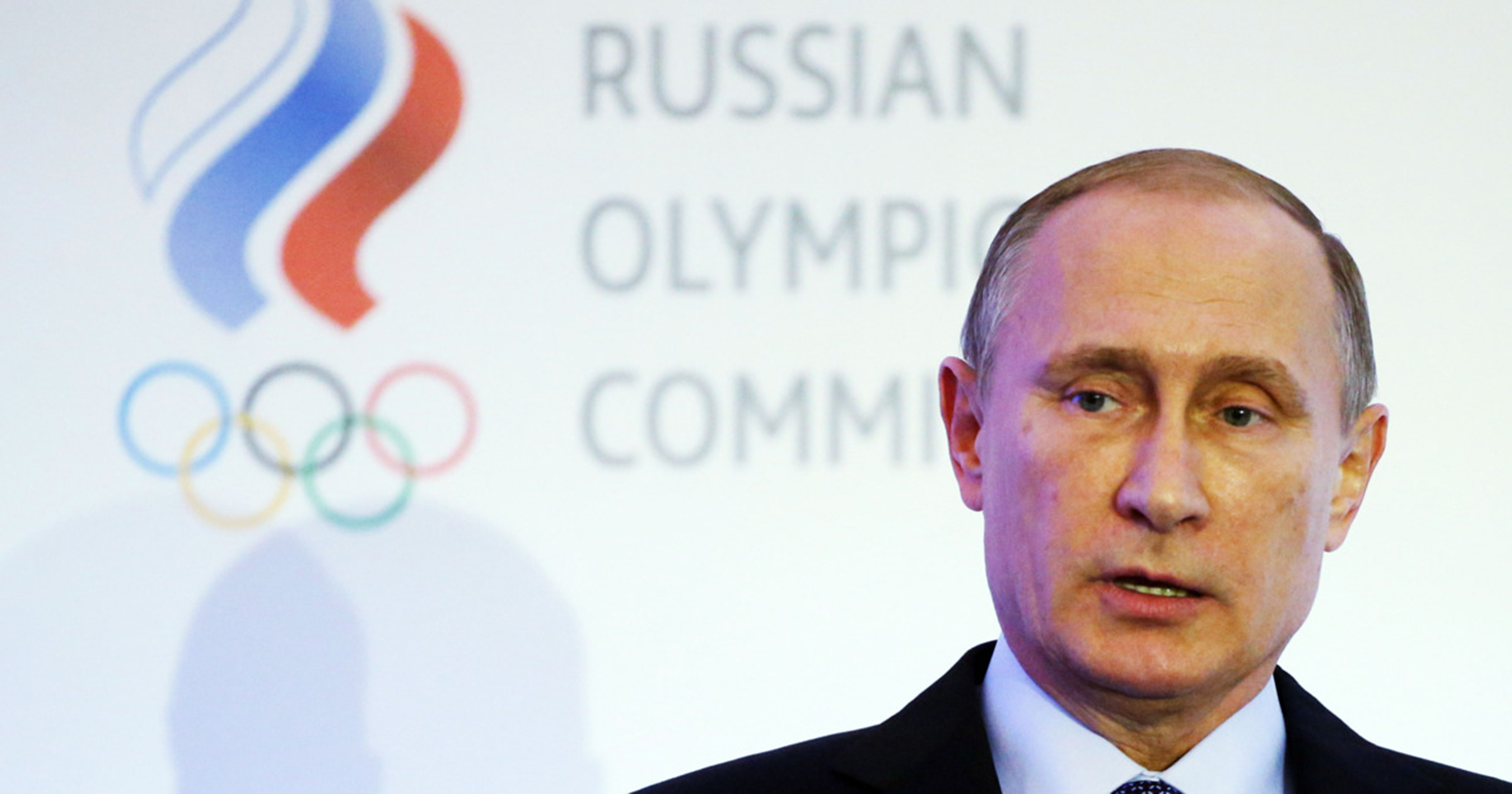 Putin anuncia que Rusia no boicoteará los Juegos de Invierno de 2018