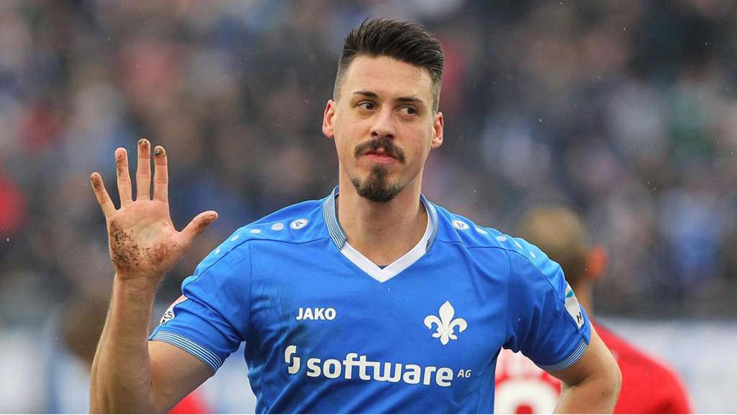 Sandro Wagner firma por el Bayern Múnich hasta 2020