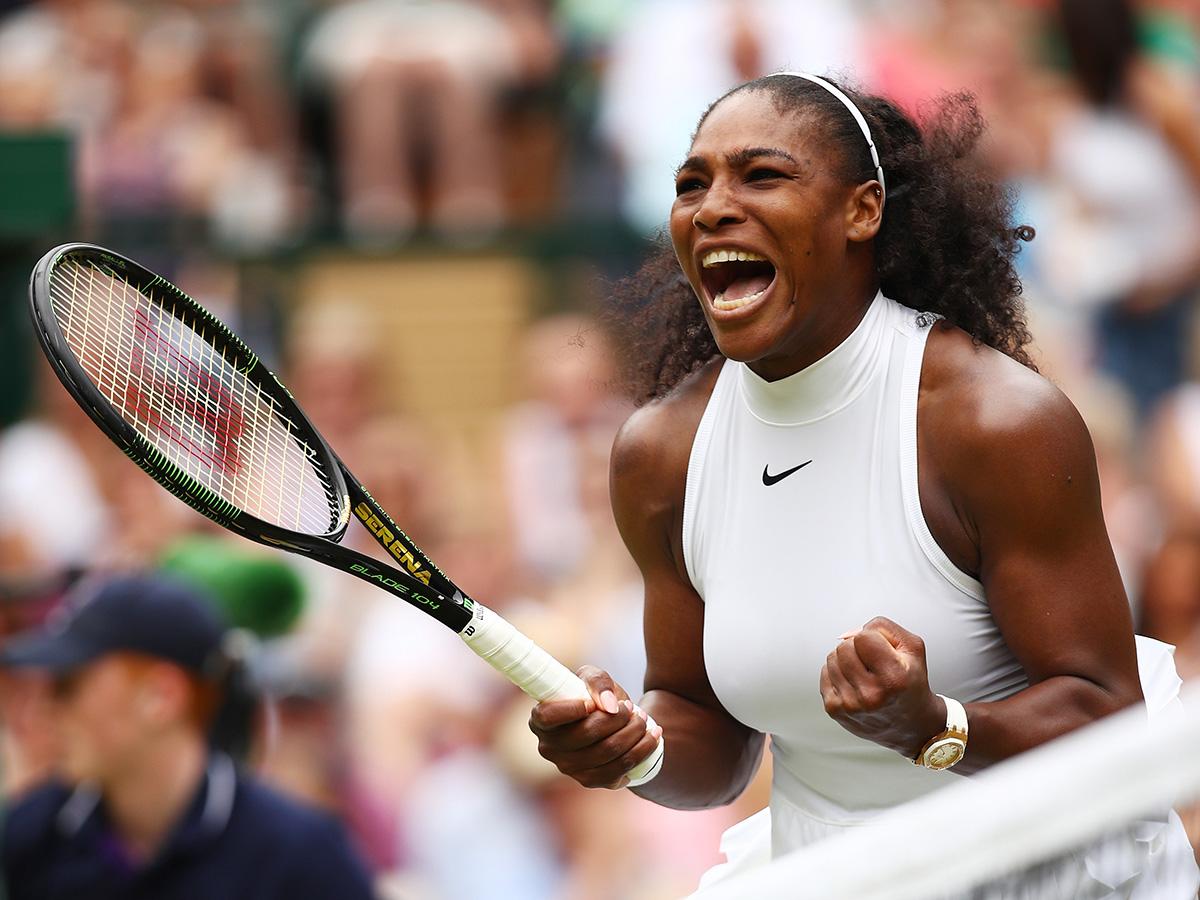 Serena Williams está oficialmente inscrita en el Abierto de Australia
