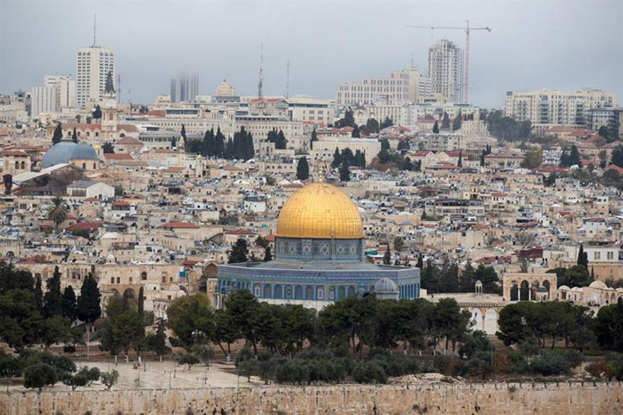 Siria condena peligroso proyecto de Trump sobre Jerusalén