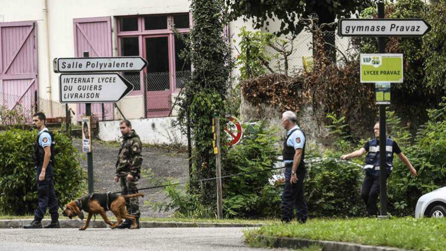Sospechoso de desaparición de niña en Francia implicado en otro caso
