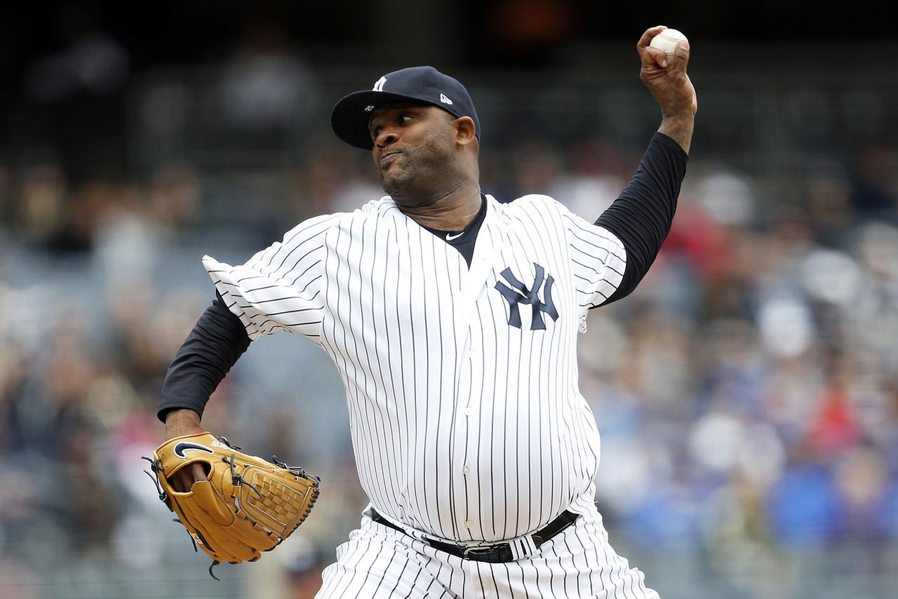 Yankees concretan pacto por un año con el veterano zurdo C.C. Sabathia