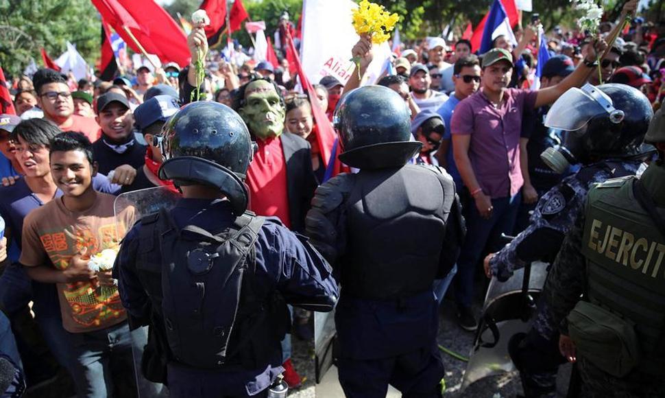Desafío Estado de Sitio en Honduras