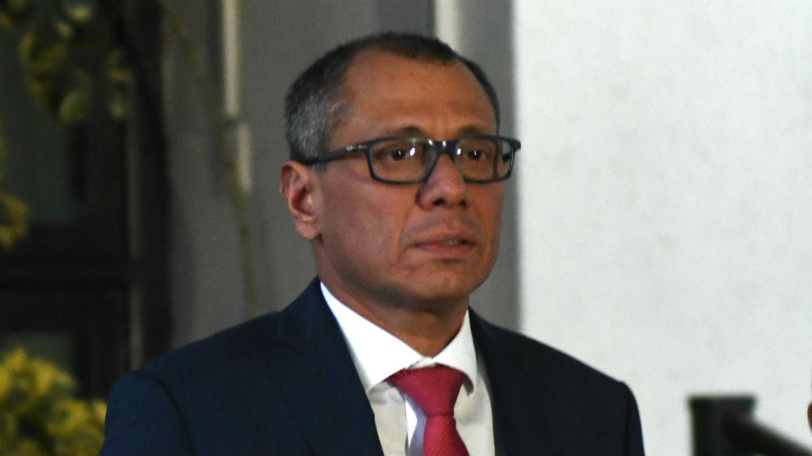 Jorge Glas vicepresidente de Ecuador Emisoras Unidas EU Guatemala