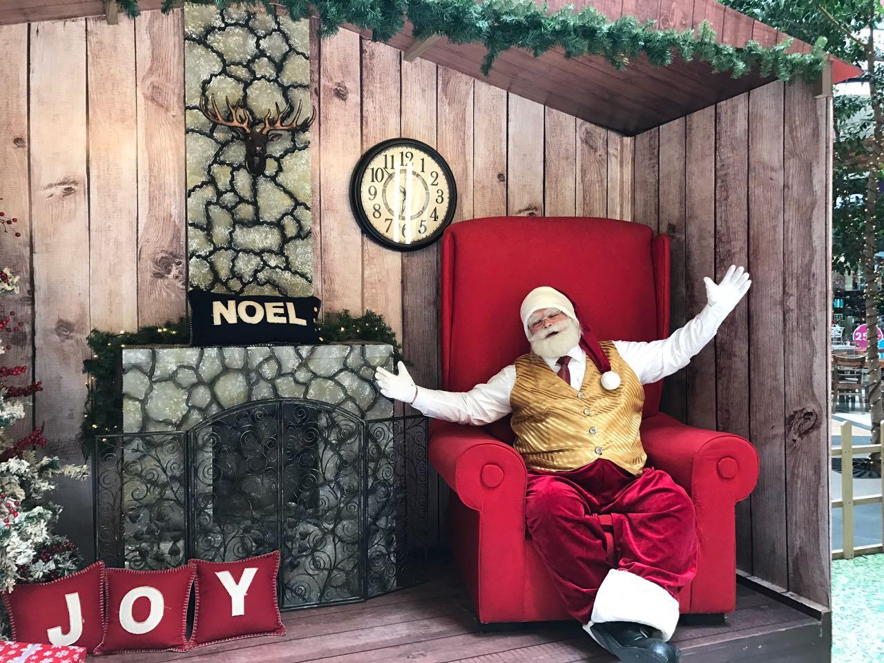 Santa Claus Emisoras Unidas EU
