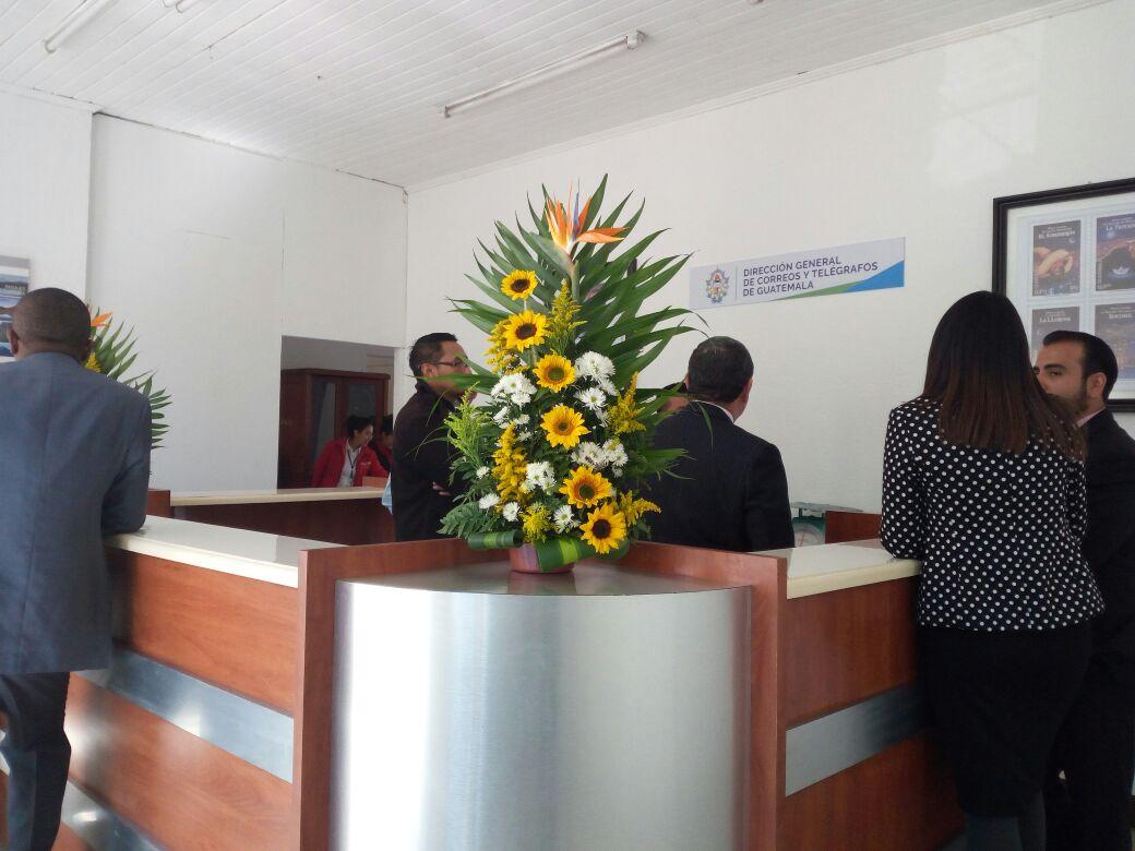 Totonicapán cuenta ya con agencia de correos