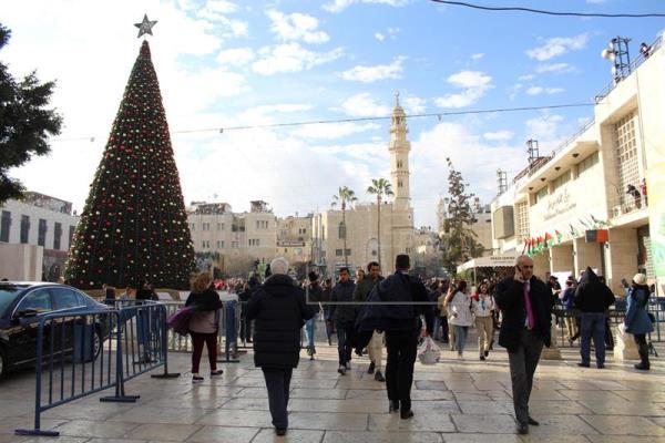 Festejos navideños en Belén