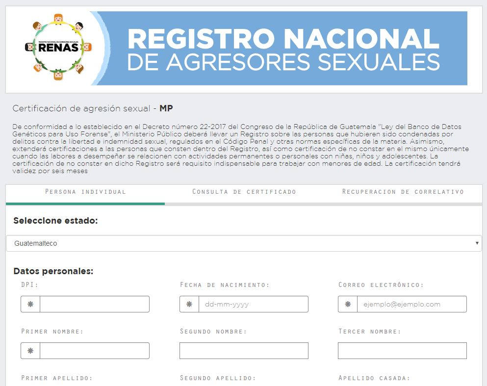 Renas EU Emisoras Unidas Guatemala
