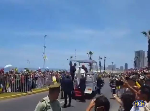 Papa Francisco Chile Emisoras Unidas EU Guatemala