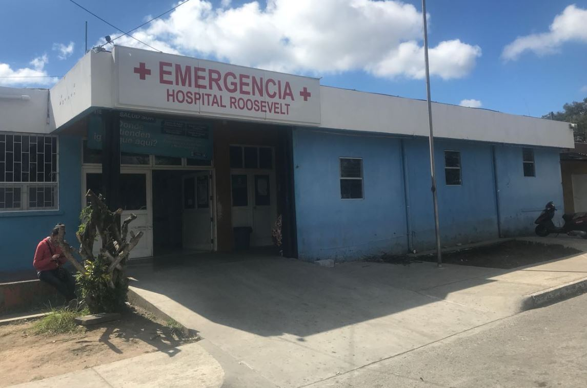Hospital Roosevelt EU Emisoras Unidas Guatemala
