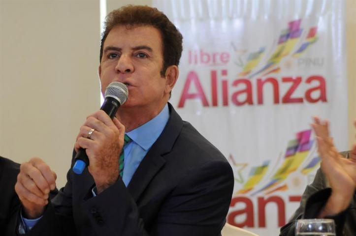 Alianza opositora EU Emisoras Unidas Guatemala