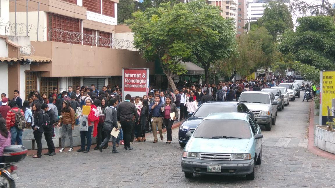Festival del Empleo EU Emisoras unidas Guatemala