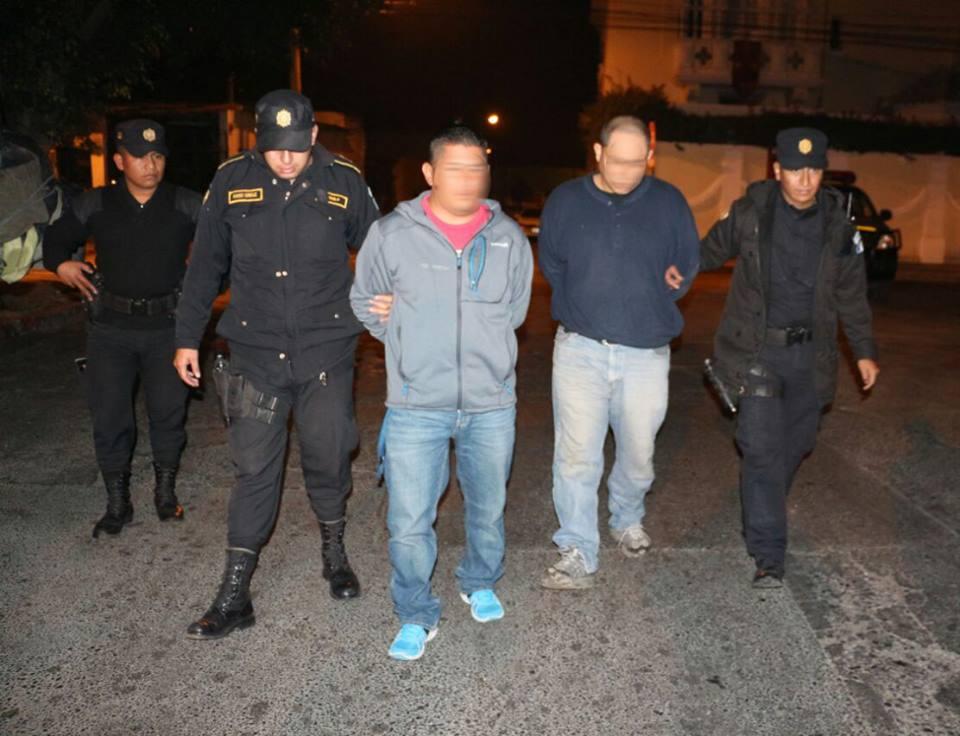 Detenidos en zona 2 EU Emisoras Unidas Guatemala