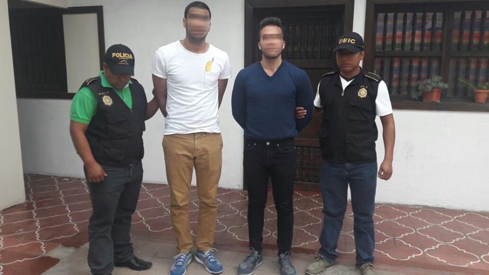 Capturas por violación EU Emisoras Unidas Guatemala