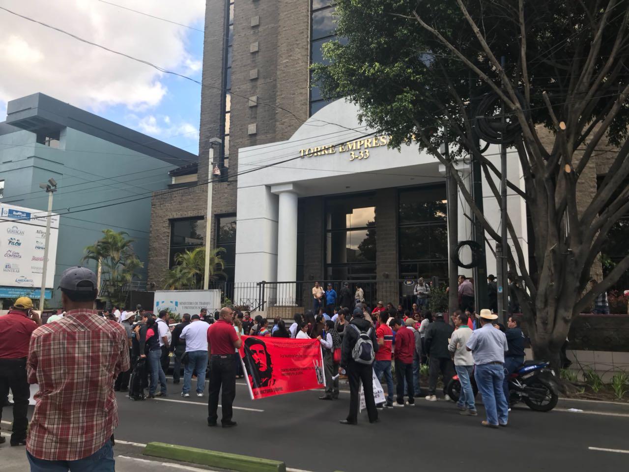 Sindicato de trabajo EU Emisoras Unidas Guatemala