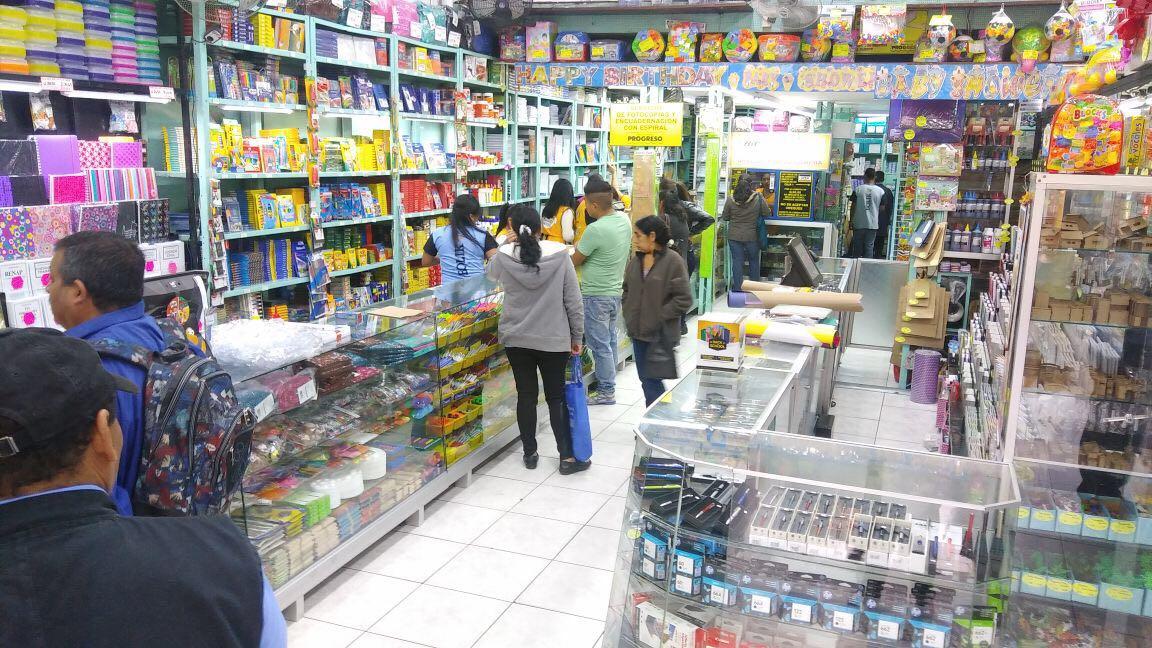 Librerías EU Emisoras Unidas Guatemala