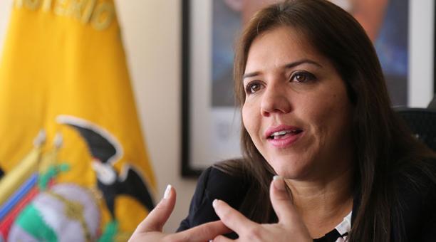 Vicepresidenta de Ecuador EU Emisoras Unidas Guatemala