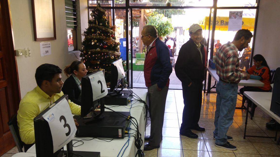 Trámite de supervivencia EU Emisoras Unidas Guatemala