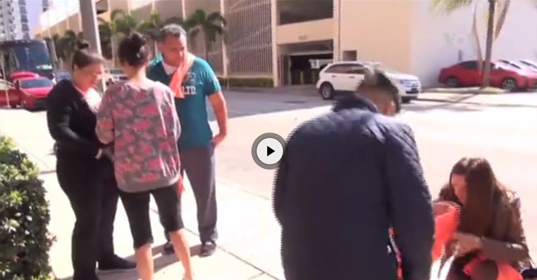 VIDEO: Activistas viajan a Washington por DACA