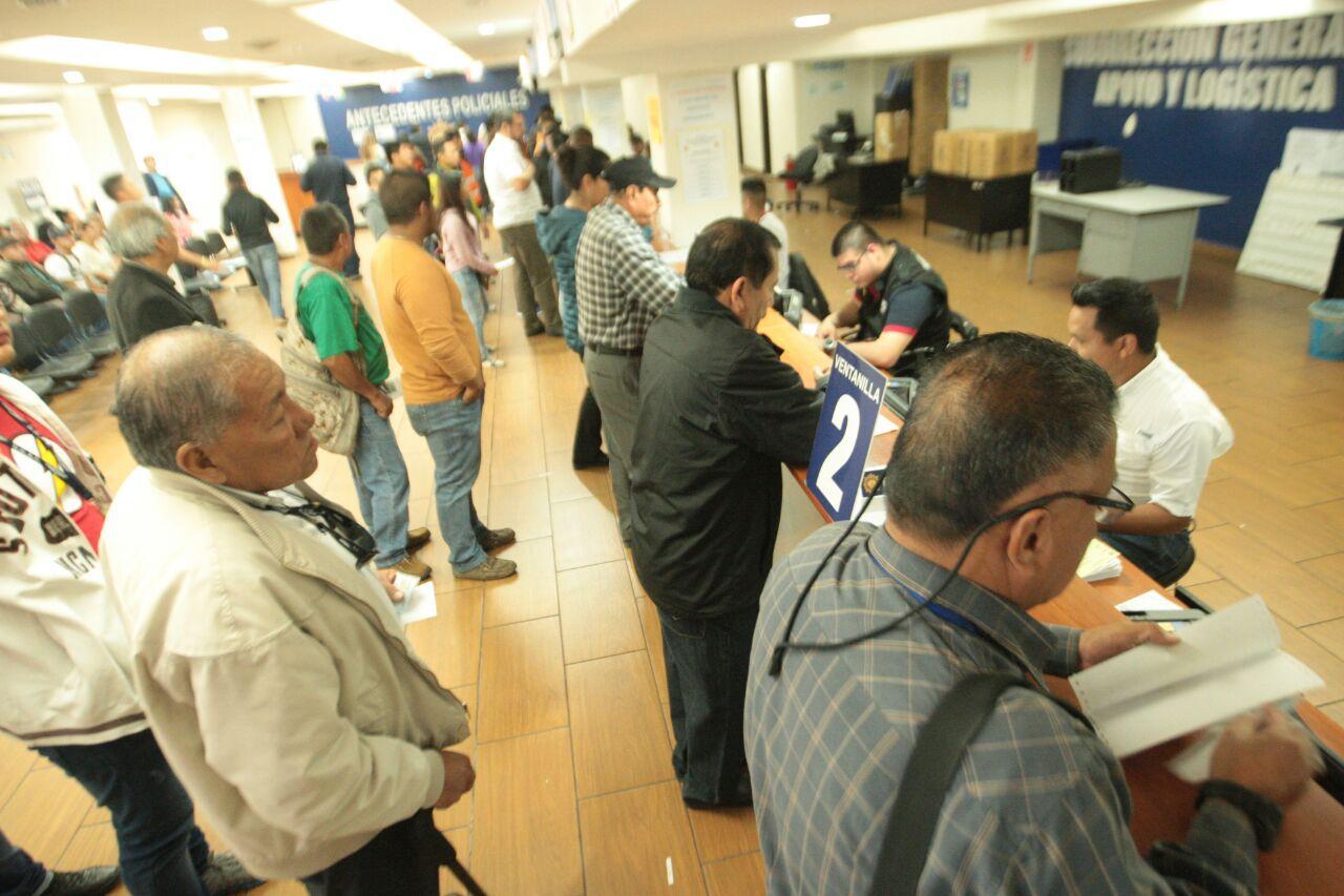 Antecedentes policiales EU Emisoras Unidas Guatemala